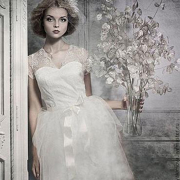 """Одежда ручной работы. Ярмарка Мастеров - ручная работа Платье """"Zefir"""". Handmade."""