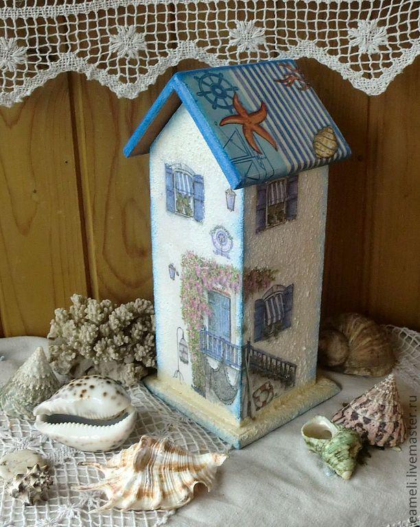 Чайный домик в морском стиле 19