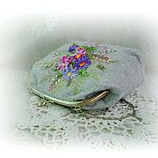 Сумки и аксессуары handmade. Livemaster - original item Clutch bag, small handbag handmade. Handmade.