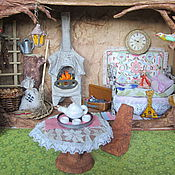 Куклы и игрушки ручной работы. Ярмарка Мастеров - ручная работа Мишуткина берлога. Румбокс. Handmade.