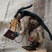 Куклы и игрушки handmade. Livemaster - original item The doll forum trolls. Handmade.