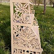 Для дома и интерьера ручной работы. Ярмарка Мастеров - ручная работа Трехъярусная полка S-3003. Handmade.