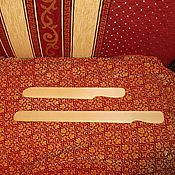 Материалы для творчества ручной работы. Ярмарка Мастеров - ручная работа нож для ткачества. Handmade.