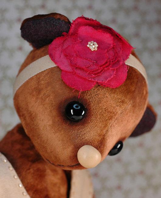 Мишки Тедди ручной работы. Ярмарка Мастеров - ручная работа. Купить Аглая. Handmade. Мишки тедди, плюш винтажный