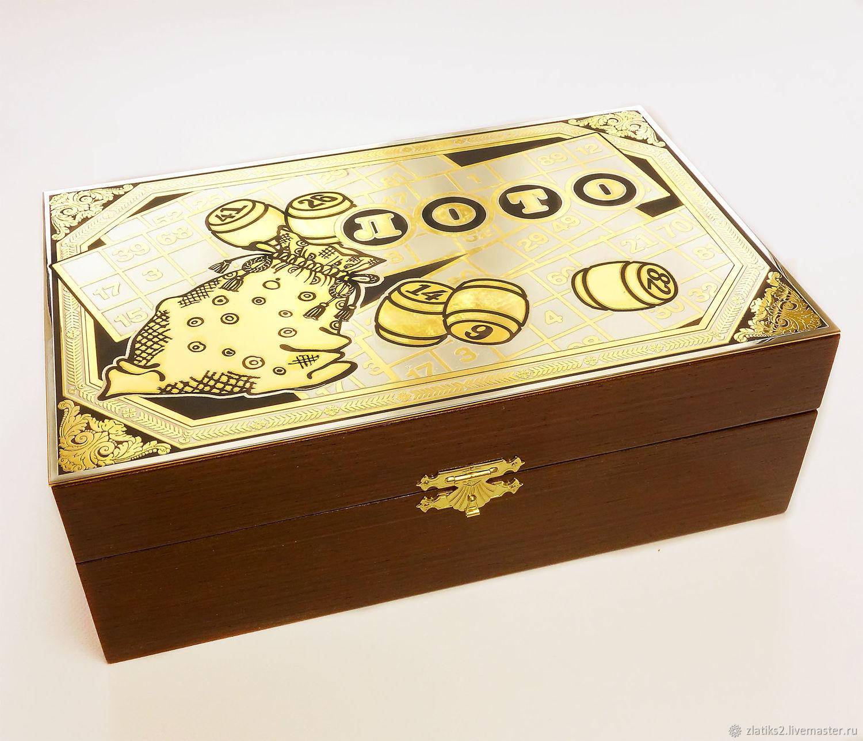 Handmade Lotto z852, Table games, Chrysostom,  Фото №1
