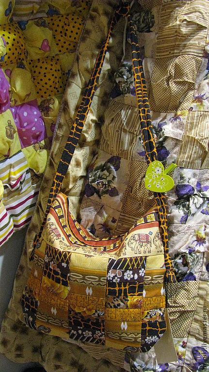 """Сумки и аксессуары ручной работы. Ярмарка Мастеров - ручная работа. Купить Сумка """"Сафари"""". Handmade. Звериная расцветка, сумка"""