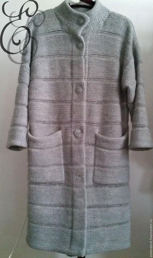 """Пиджаки, жакеты ручной работы. Ярмарка Мастеров - ручная работа. Купить Кардиган """" Elegant  """". Handmade. Серый"""