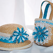 Сумки и аксессуары ручной работы. Ярмарка Мастеров - ручная работа сумка и шляпка. Handmade.