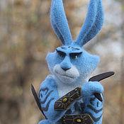 """Куклы и игрушки ручной работы. Ярмарка Мастеров - ручная работа Пасхальный кролик """" Хранители снов"""". Handmade."""
