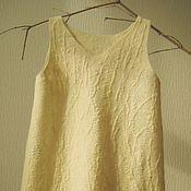Одежда ручной работы. Ярмарка Мастеров - ручная работа Туника Капели. Handmade.