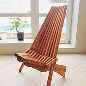 Кресла ручной работы. Ярмарка Мастеров - ручная работа Кресла: Кресло садовое. Handmade.