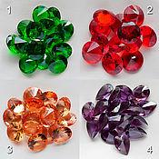 Материалы для творчества handmade. Livemaster - original item beads: Rhinestones. Handmade.