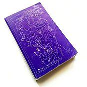 """Винтаж handmade. Livemaster - original item Книга Х.К.Андерсон """"Сказки"""" 1991 год. Handmade."""