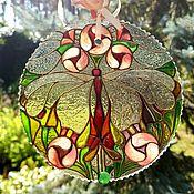 Для дома и интерьера handmade. Livemaster - original item Suspension in the window opening-sun catcher. Handmade.