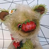 Куклы и игрушки ручной работы. Ярмарка Мастеров - ручная работа Пан Клубника. Handmade.