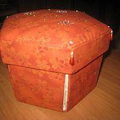 Для дома и интерьера ручной работы. Ярмарка Мастеров - ручная работа Норвежская коробочка. для хранения бижутерии и швейных принадлежностей. Handmade.
