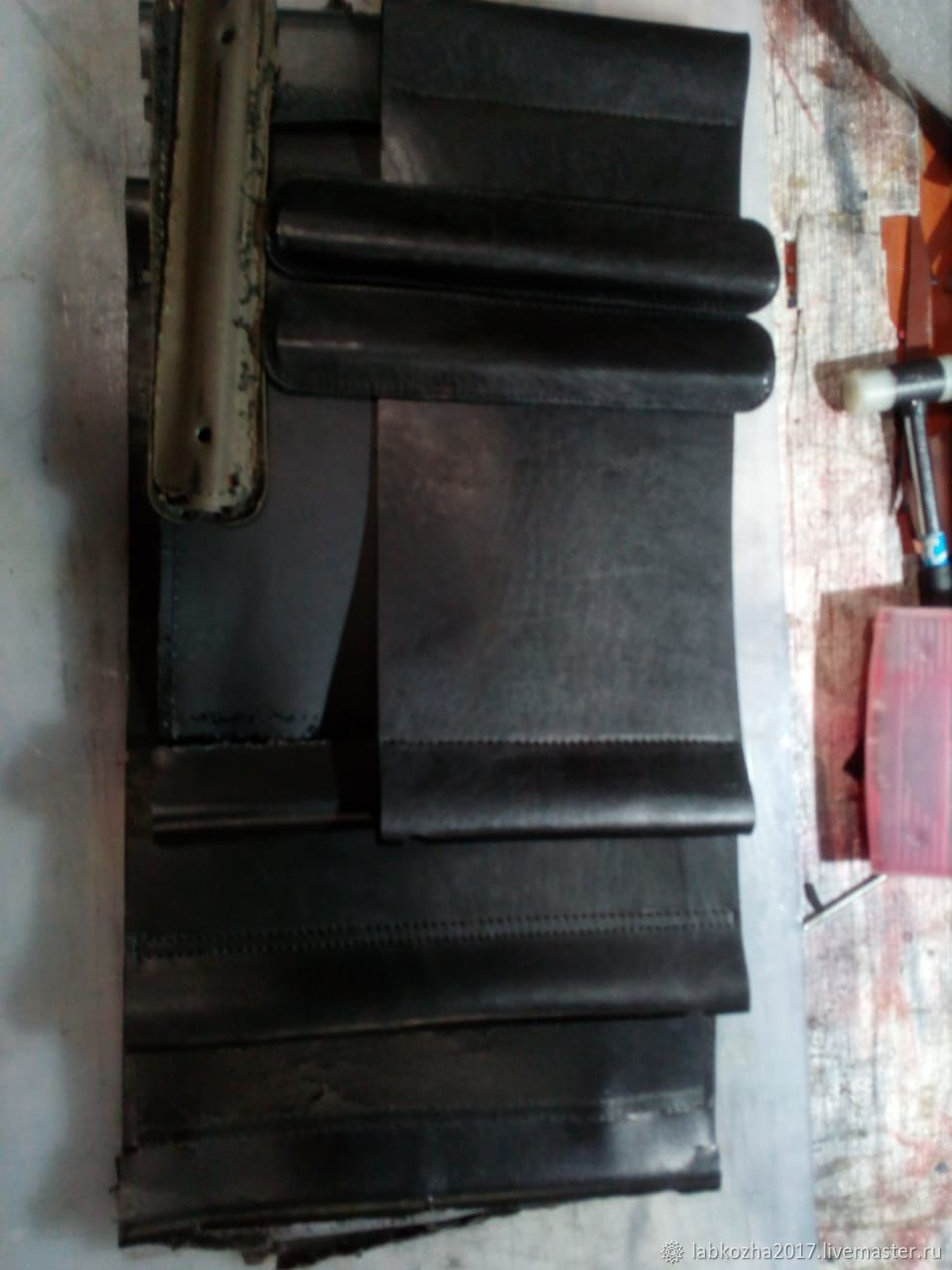 Перетяжка кожаного кресла Россия, Кресла, Москва,  Фото №1