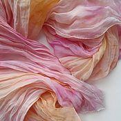 """Coquette"", шелковый шарф"