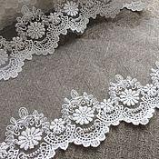 Материалы для творчества handmade. Livemaster - original item The lace on the grid