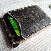Сумки и аксессуары handmade. Livemaster - original item Money clip Lowline. Handmade.