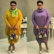 Одежда ручной работы. Ярмарка Мастеров - ручная работа Платье Фонари. Handmade.