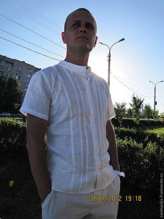 """Для мужчин, ручной работы. Ярмарка Мастеров - ручная работа. Купить Мужской костюм """"стиляга"""". Handmade. Белый, молочный"""