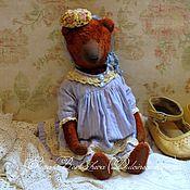 Куклы и игрушки ручной работы. Ярмарка Мастеров - ручная работа Мишка Бэтти. Handmade.