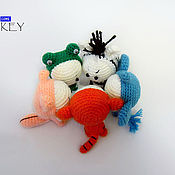 Куклы и игрушки ручной работы. Ярмарка Мастеров - ручная работа Банда. Handmade.