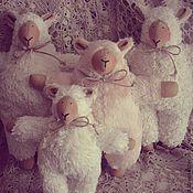 Куклы и игрушки ручной работы. Ярмарка Мастеров - ручная работа Овечки Тильда. Handmade.