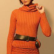 Одежда handmade. Livemaster - original item Costume: sweater with shorts. Handmade.