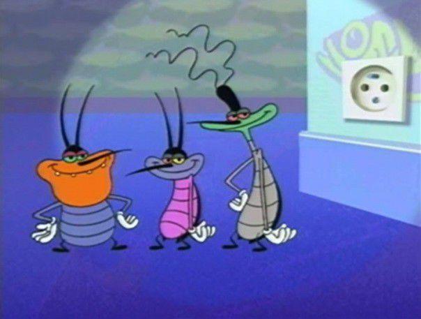 оджи и тараканы скачать торрент - фото 3