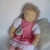 """Куклы и игрушки ручной работы. Ярмарка Мастеров - ручная работа Вальдорфская кукла """" Варенька"""". Handmade."""