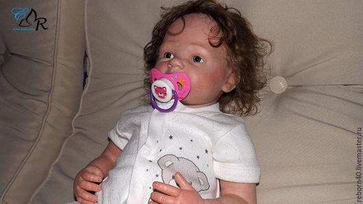Куклы-младенцы и reborn ручной работы. Ярмарка Мастеров - ручная работа. Купить Кукла-реборн Лера. Handmade. Реборн