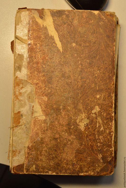 Винтажные книги, журналы. Ярмарка Мастеров - ручная работа. Купить Ломоносов 1803 год собрание в стихах и прозе т.1. Handmade.