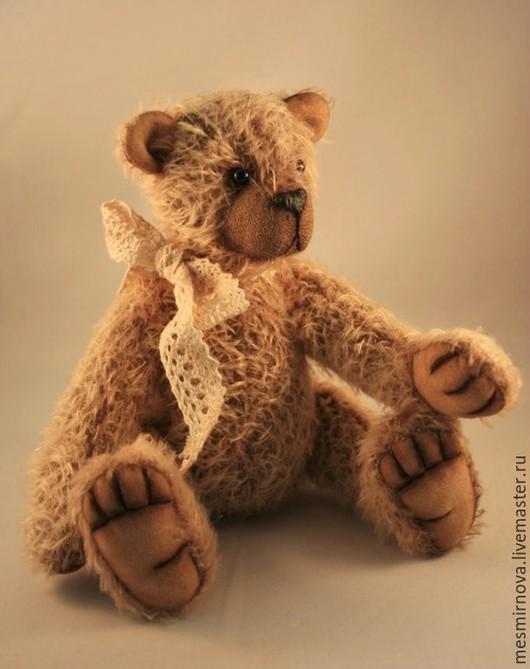 Мишки Тедди ручной работы. Ярмарка Мастеров - ручная работа. Купить Томми. Классический медвежонок-тедди. Родом из детства.. Handmade.