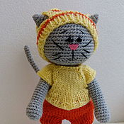 Куклы и игрушки ручной работы. Ярмарка Мастеров - ручная работа КотЭ. Handmade.