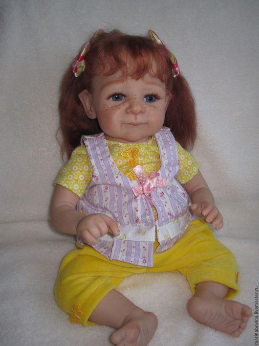 Куклы-младенцы и reborn ручной работы. Ярмарка Мастеров - ручная работа. Купить Хранительница домашнего очага,  хоббит Имли. Handmade.