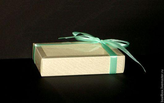 Упаковка ручной работы. Ярмарка Мастеров - ручная работа. Купить Коробки подарочные. Handmade. Бежевый, упаковка для подарка, упаковка для бижутерии