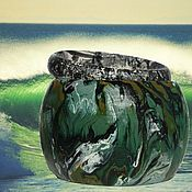 """Украшения ручной работы. Ярмарка Мастеров - ручная работа Браслеты """"Тайны океана"""". Handmade."""