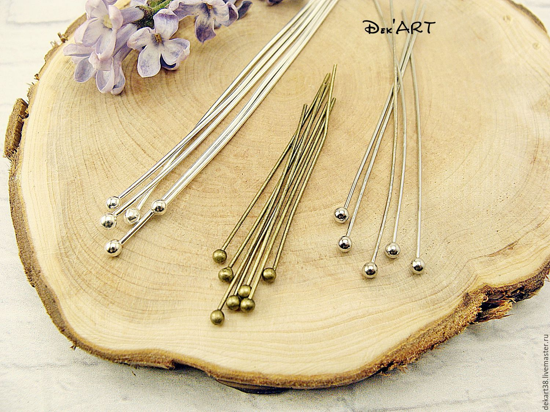 Metal pins in stock, Sewing accessories, Irkutsk,  Фото №1