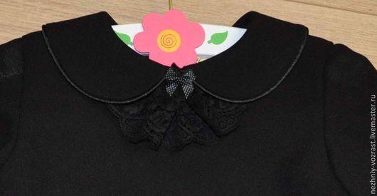 """Одежда для девочек, ручной работы. Ярмарка Мастеров - ручная работа. Купить Платье """"Леди"""". Handmade. Черный, красивое платье"""