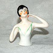 """Винтаж ручной работы. Ярмарка Мастеров - ручная работа Half doll """"Лулу"""". Handmade."""