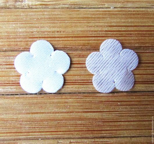 Цветок незабудки, вырубка 100 шт. САКУРА - материалы для цветоделия.