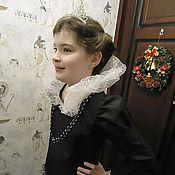 Одежда ручной работы. Ярмарка Мастеров - ручная работа Карнавальный костюм Шахматная королева. Handmade.