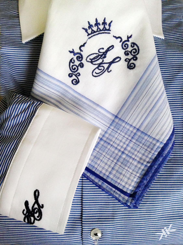 Custom Mens Shirts Monogram Bcd Tofu House