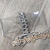 Аксессуары handmade. Livemaster - original item Belt corset transparent. Handmade.