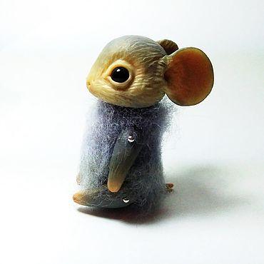 Куклы и игрушки ручной работы. Ярмарка Мастеров - ручная работа Мышастик. Handmade.