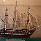 Сувениры и подарки handmade. Livemaster - original item The Ship