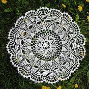 Для дома и интерьера ручной работы. Ярмарка Мастеров - ручная работа Салфетка Весна. Handmade.