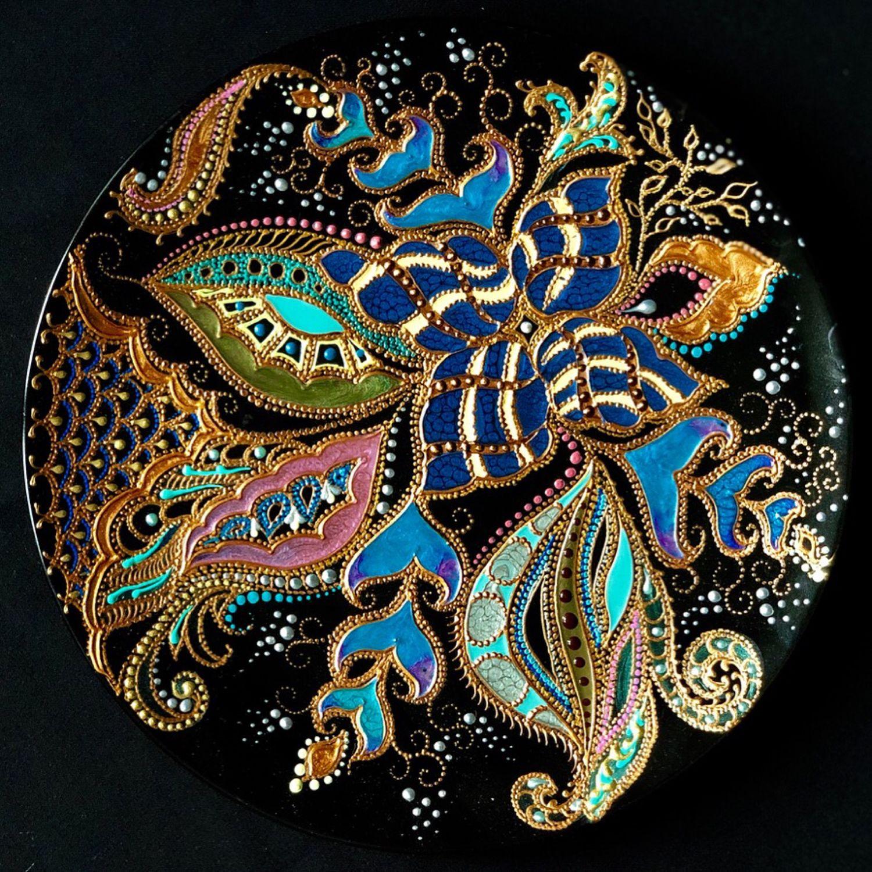 Тарелка декоративная Одиссея, Тарелки, Москва,  Фото №1